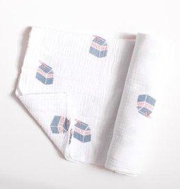 Masek Baby Masek Baby | Milk Swaddle Blanket