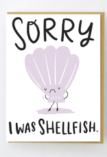 Hello! Lucky Hello Lucky! | Shellfish Card