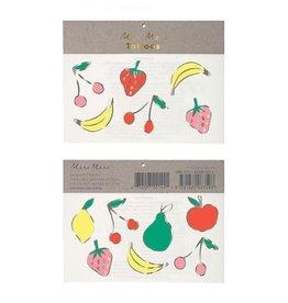 Meri Meri Meri Meri | Foil Neon Fruit Tattoos