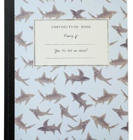 Mr. Boddington's Mr. Boddington's | School of Sharks Composition Notebook