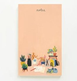 Quill & Fox Quill and Fox | Pink Notepad