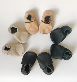 Rumi Rumi | Leather Baby Booties