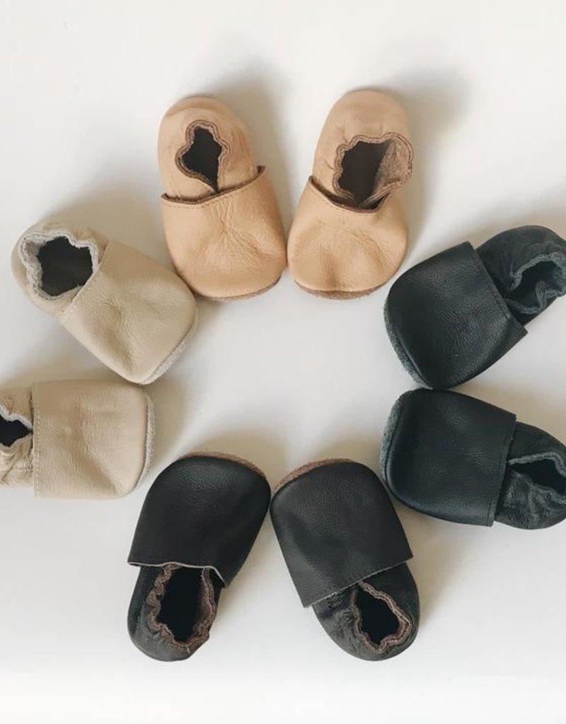 Rumi Rumi | Leather Baby Booties