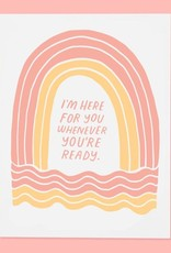 The Good Twin The Good Twin | Here For You Card