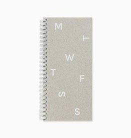 Evermore Paper Co. Evermore Paper Co. | MTWTFSS Desk Pad