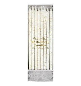 Meri Meri Meri Meri | Gold Glitter Birthday Candles