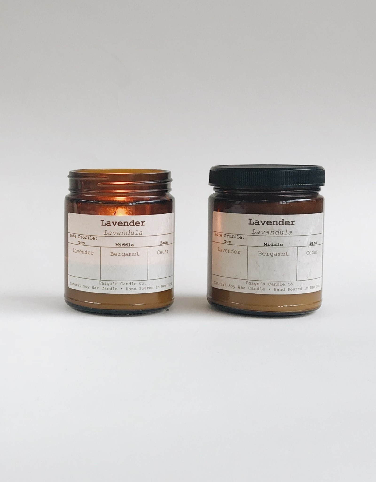 Paige's Candle Co. Paige's Candle Co. | Taxonomy Candle