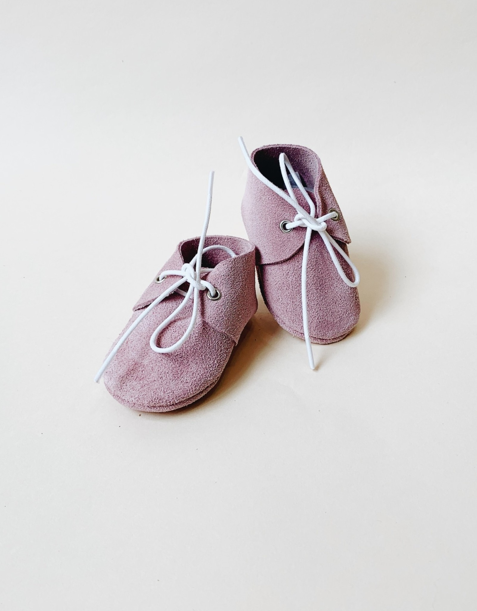 Little Bees Little Bees | Suede Desert Baby Booties