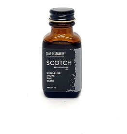 Soap Distillery Soap Distillery | Scotch Hair + Beard Oil