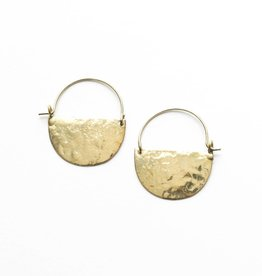 Rover & Kin Rover & Kin | Mini Half Moon Earrings