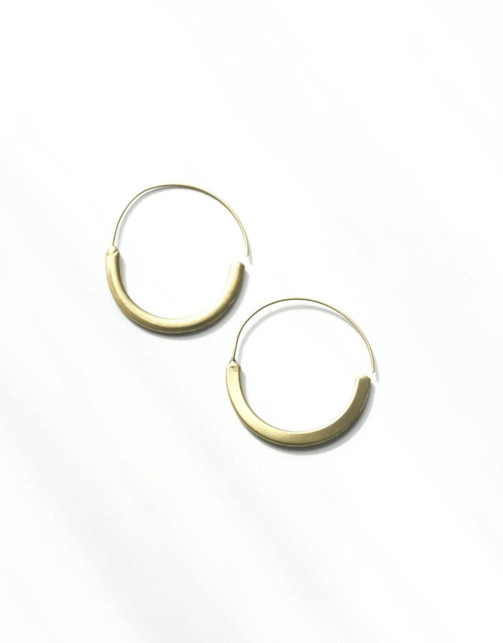 Rover & Kin Rover & Kin |Slim Threader Earrings