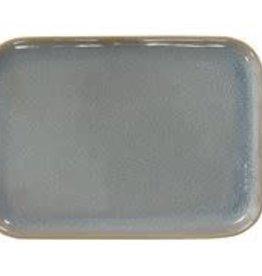 Bloomingville Blue Stoneware Platter