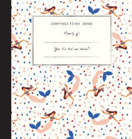 Mr. Boddington's Mr. Boddington's | Mermaids On Parade Composition Notebook