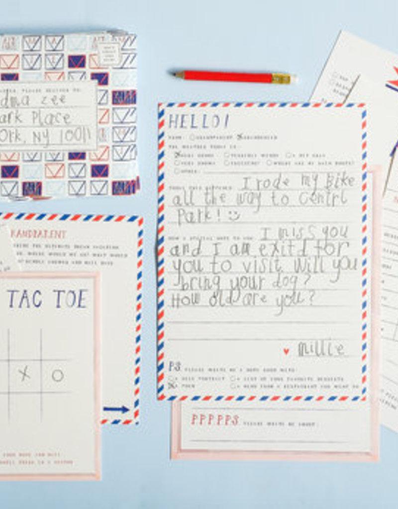 Mr. Boddington's Mr. Boddington's | Grandparent & Grandchild Pen Pal Kit