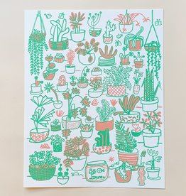 People I've Loved Plant Family Print 11 x 14