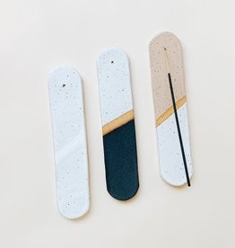 Carmi Clay Ceramic Incense Board