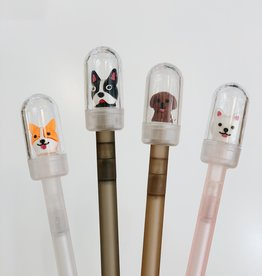 Dog Gel Pen
