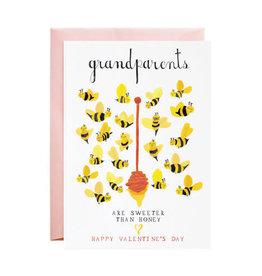 Mr. Boddington's Mr. Boddington's | Grandparent's Are Sweet Card