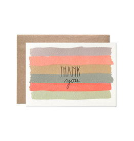Hartland Brooklyn Hartland Brooklyn| Thank You Watercolor