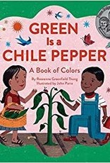 Hachette Green is a Chili Pepper