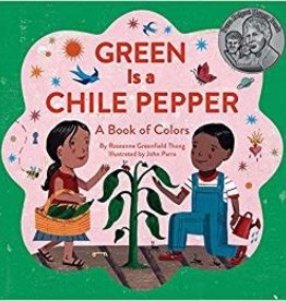 Hachette Green is a Chili Pepper