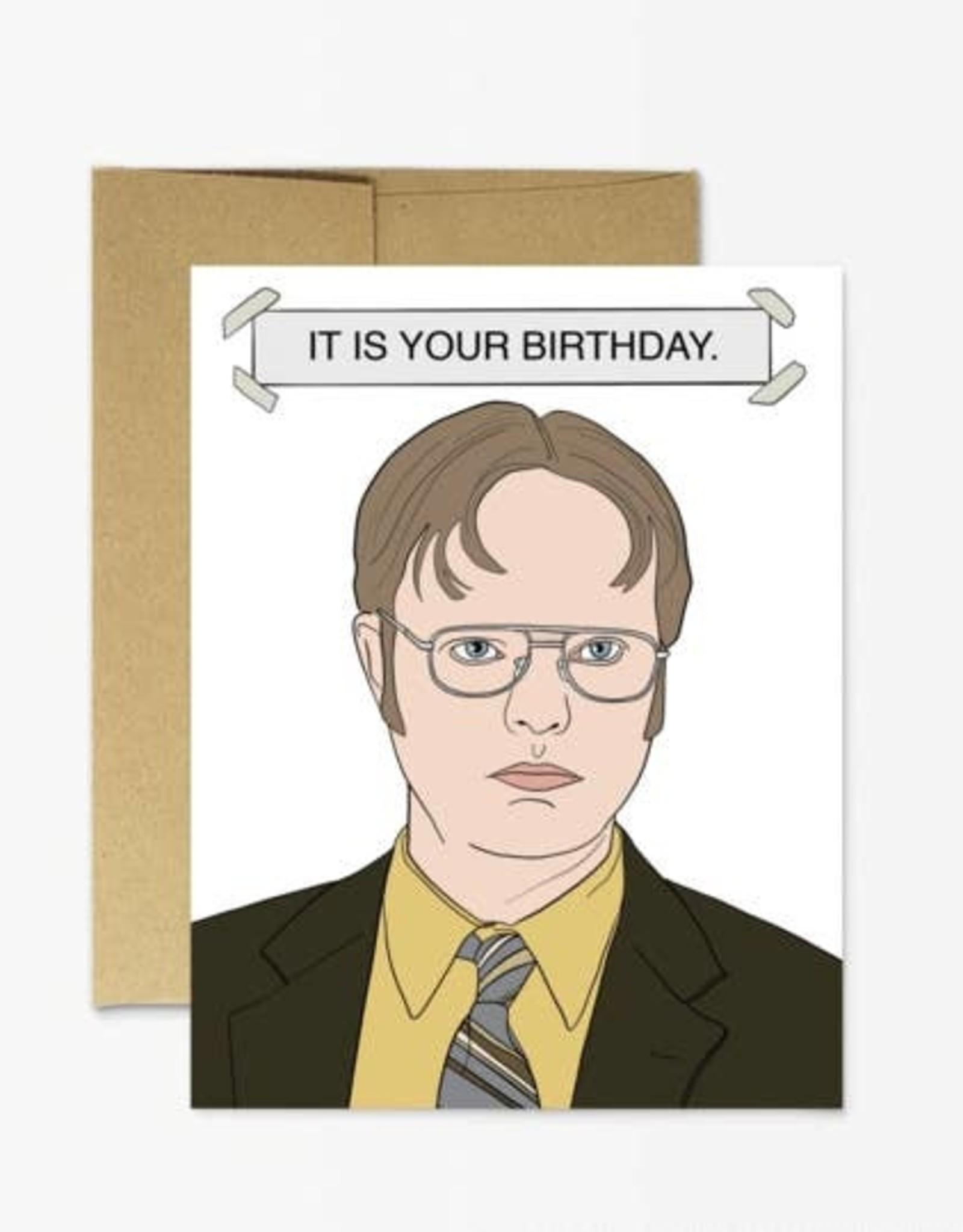 Party Mountain Paper Co Party Mountain Paper co. | Dwight Birthday