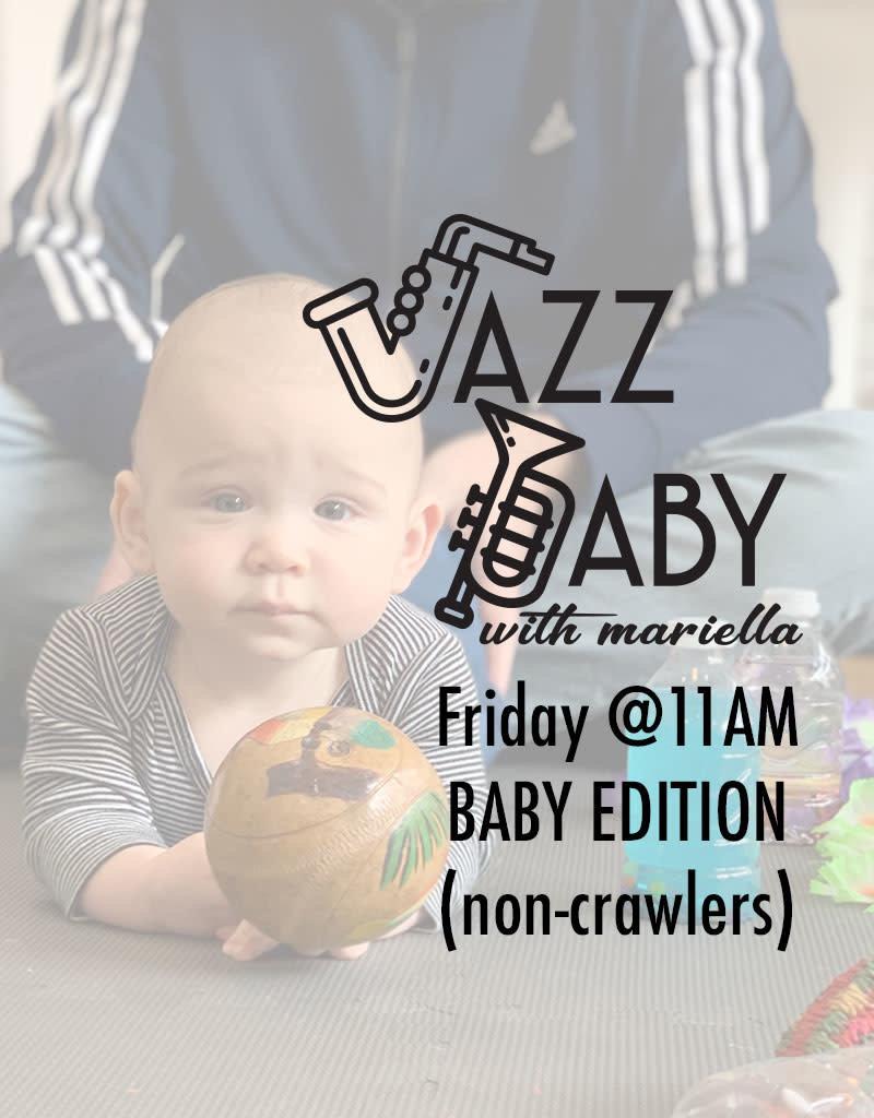 Jazz Baby  11AM Baby Class