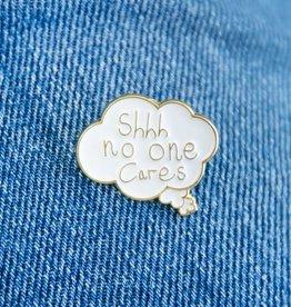 Ohh Dear Ohh Dear |No One Cares Enamel Pin