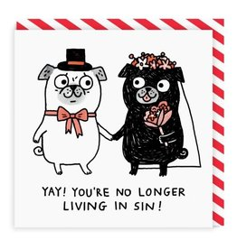 Ohh Deer Ohh Dear |Living in Sin Card