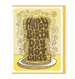 Lucky Horse Press Happy Birthday Hot Cakes