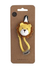 Cheengoo Cheengoo | Lion Pacifier Clip