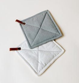 Creative Co-Op Quilted Potholders