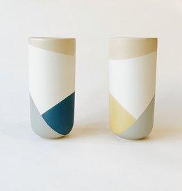 Color Wave Vase