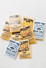 Wild Yonder Botanicals Wild Yonder Botanicals | Bath Salt Packets