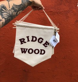 Grl Supply Ridgewood Banner (Uppercase)