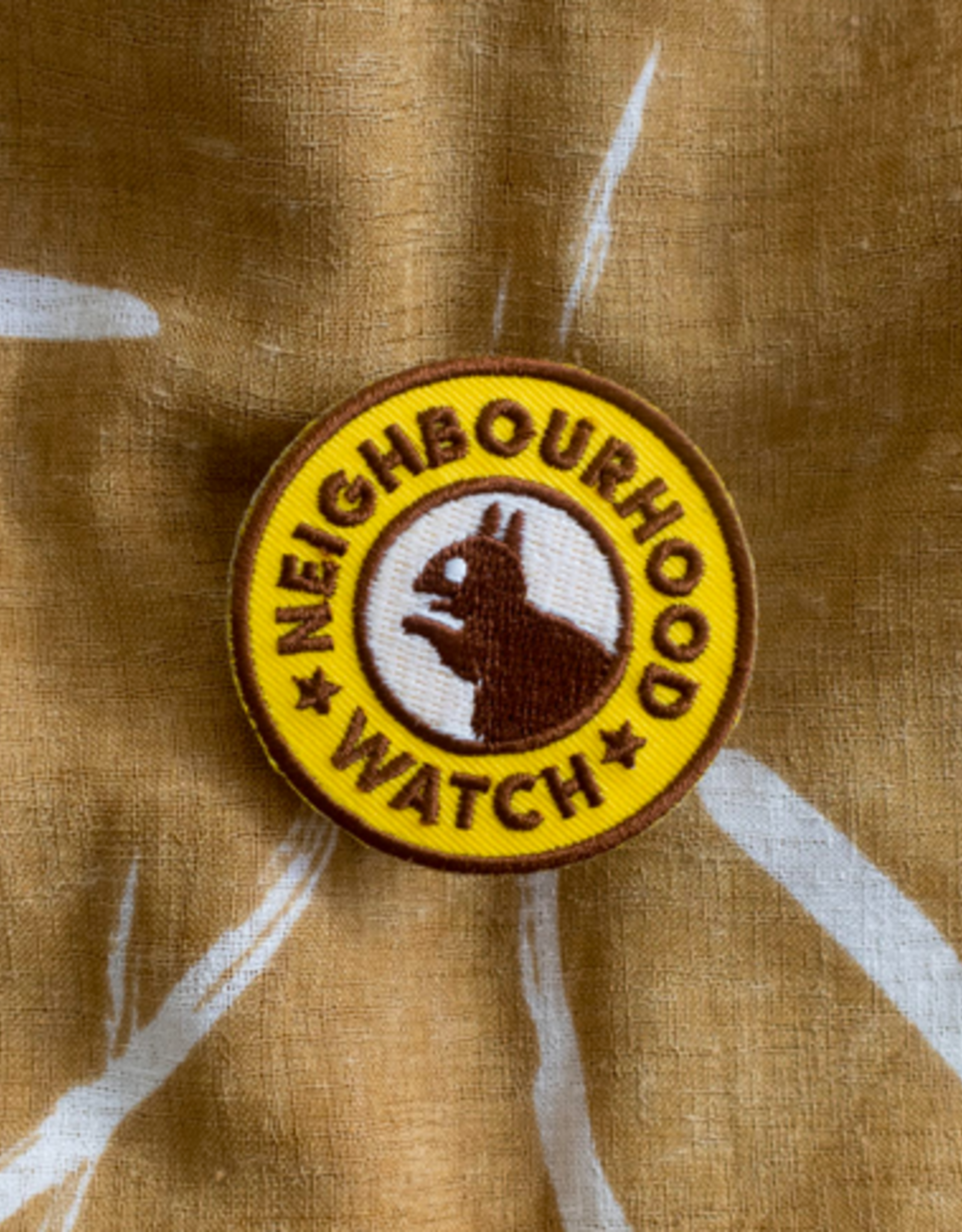 Scout's Honour Scout's Honour| Neighborhood Watch Patch