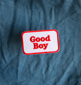 Scout's Honour Scout's Honour| Good Boy Patch