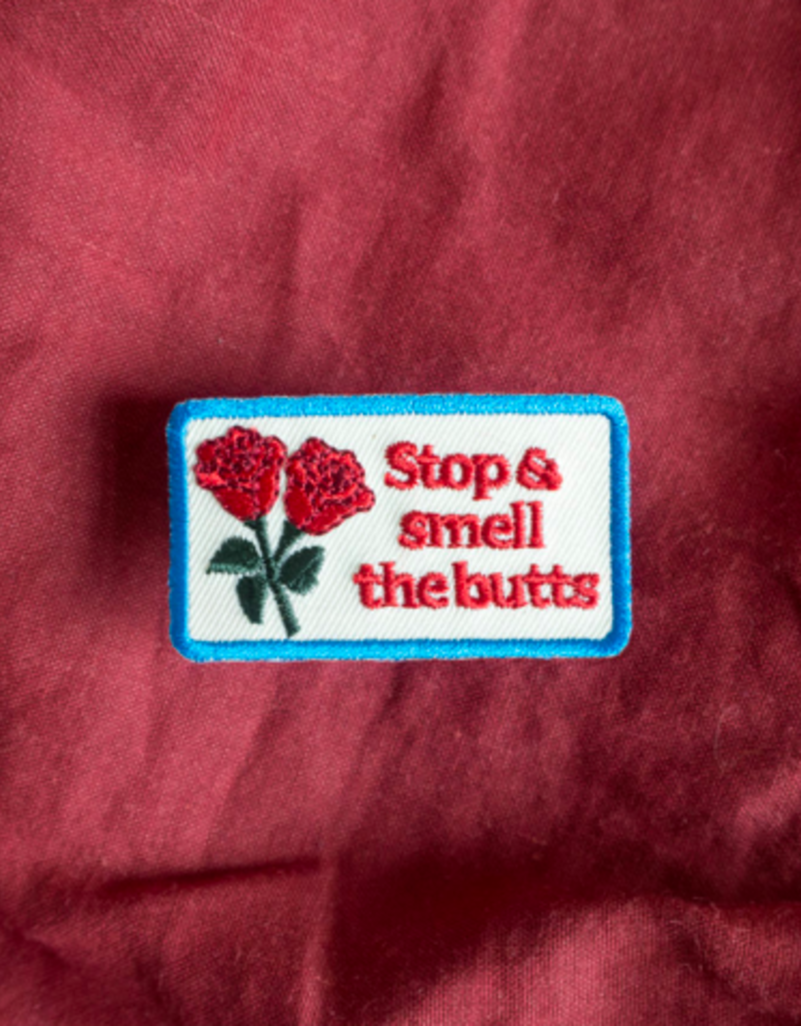 Scout's Honour Scout's Honour  Stop and Smell Butts Patch