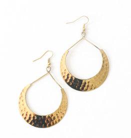 Rover & Kin Rover & Kin |Golden Goddess Earrings