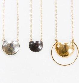 Sol Proaño Sol Proaño | Mini Eclipse Necklace (14k Gold Fill)