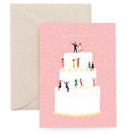 Carolyn Suzuki Wedding Cake