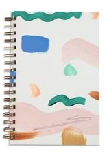 Mōglea Mōglea | Seashape Painted Notebook