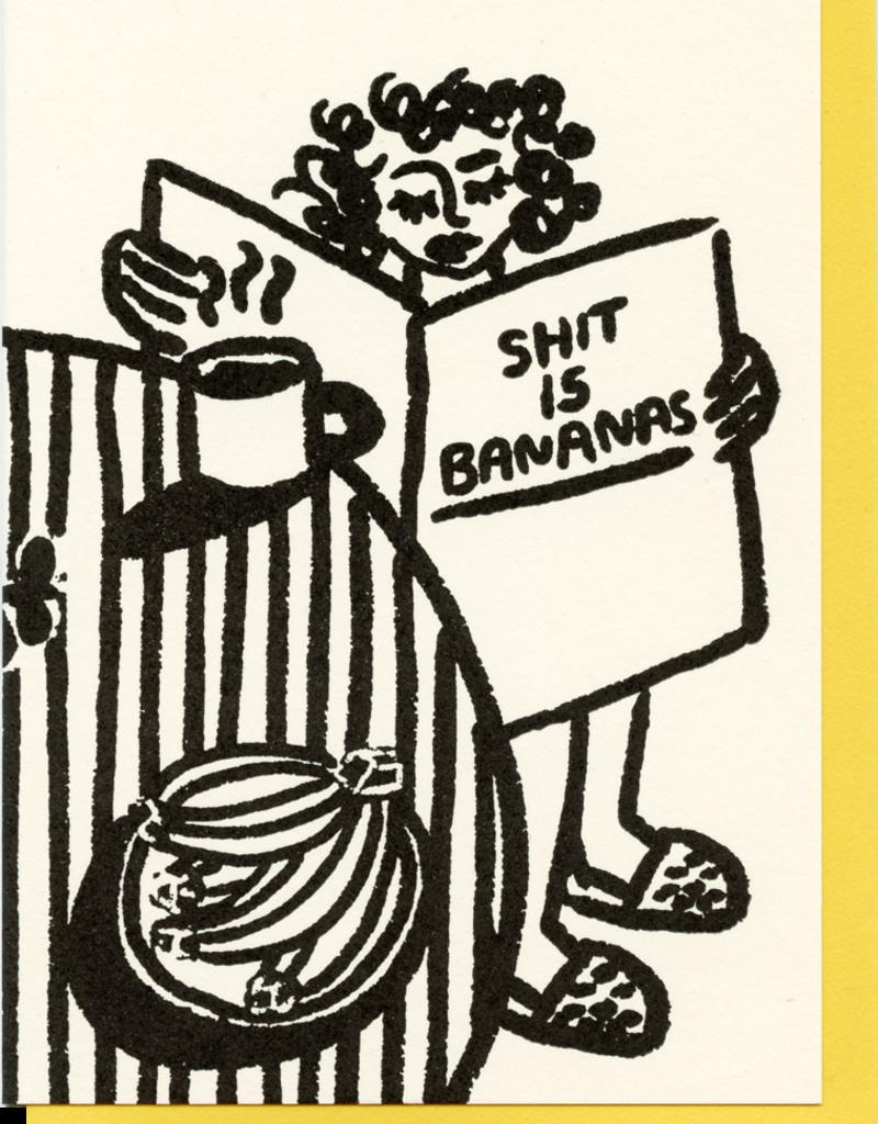 People I've Loved People I've Loved | Shit is Bananas Card