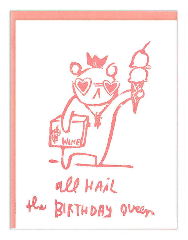 Ghost Academy Ghost Academy | Birthday Queen Card