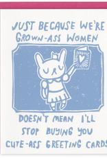 Ghost Academy Ghost Academy |Cute Ass Card