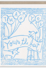 Ghost Academy Ghost Academy |Dog Thank You Card