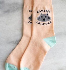 Stay Home Club Comfort Creatures Socks