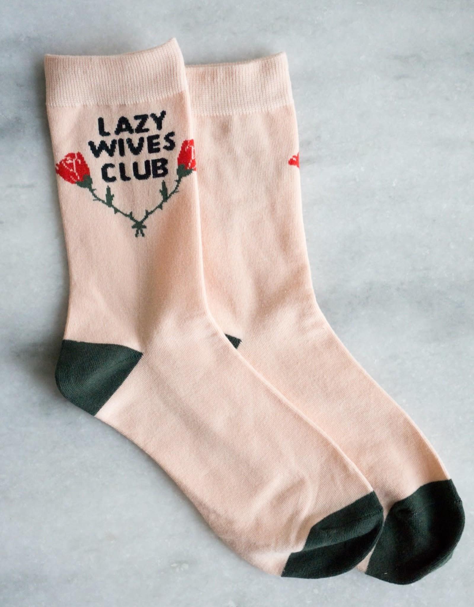 Stay Home Club Stay Home Club | Lazy Wives Club Socks