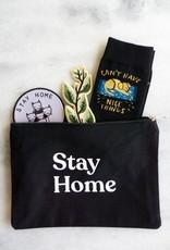 Stay Home Club Stay Home Club | Stay Home Canvas Pouch