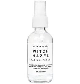 Soprano Labs Witch Hazel Firming Mist